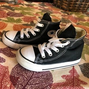 Like new High Top Converse